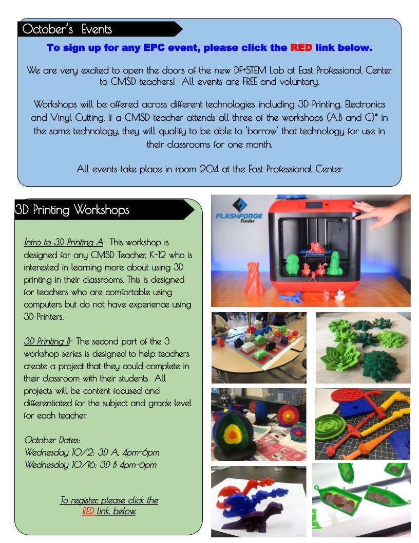 CMSD Fab Lab Update (2)